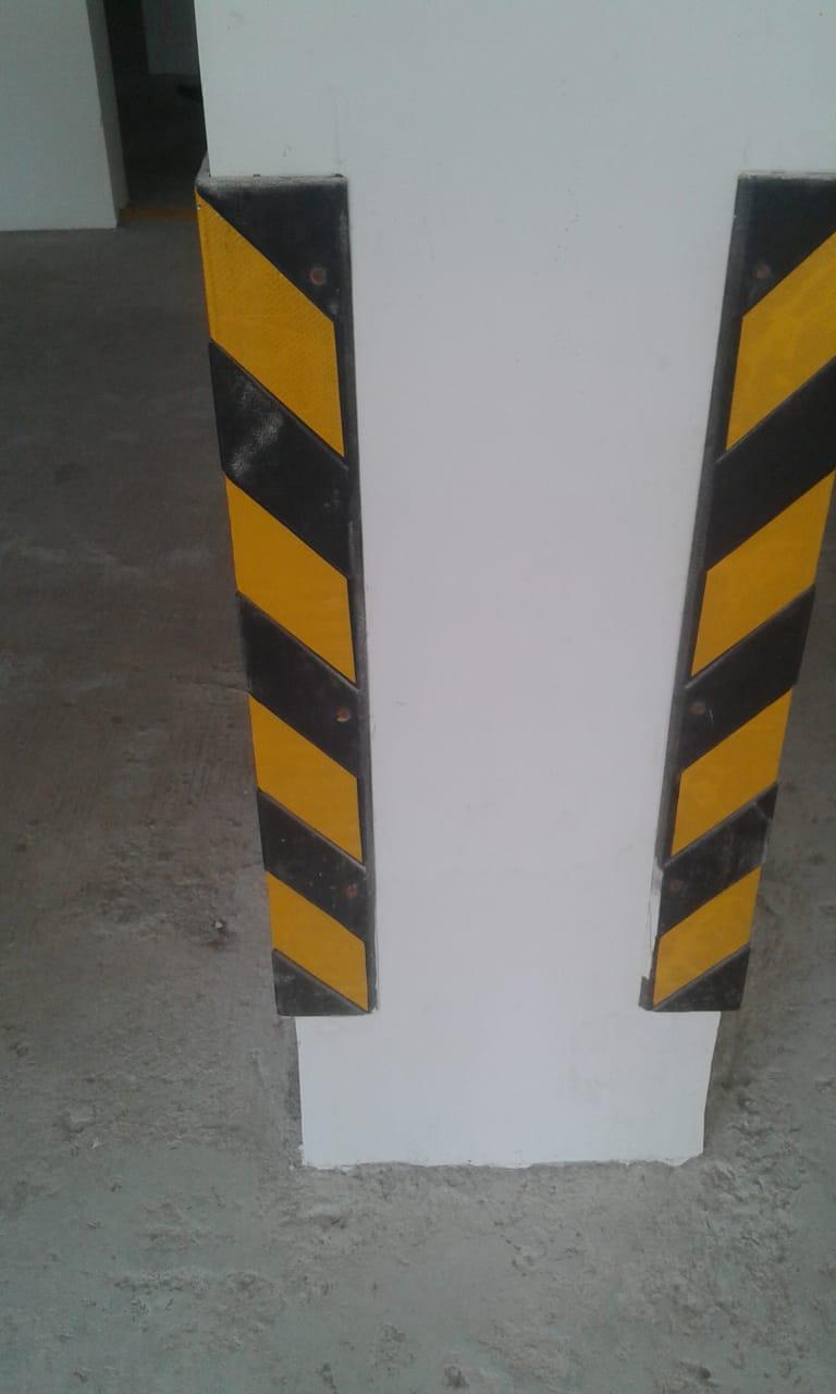 Rubber corner Guard 10 MM Bangalore