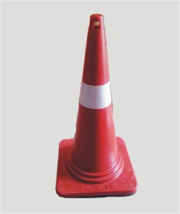 Plastic Traffic cone Bangalore